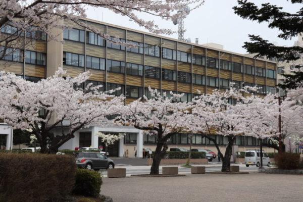 青森県庁舎 耐震化工事